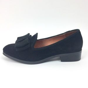 Jeffrey Campbell 36 Loafer Abogado Bow Leather